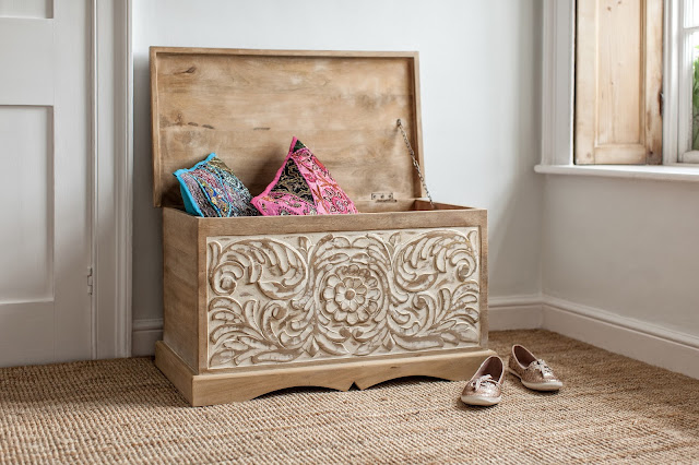 Storage furniture - Vandara Blanket Box