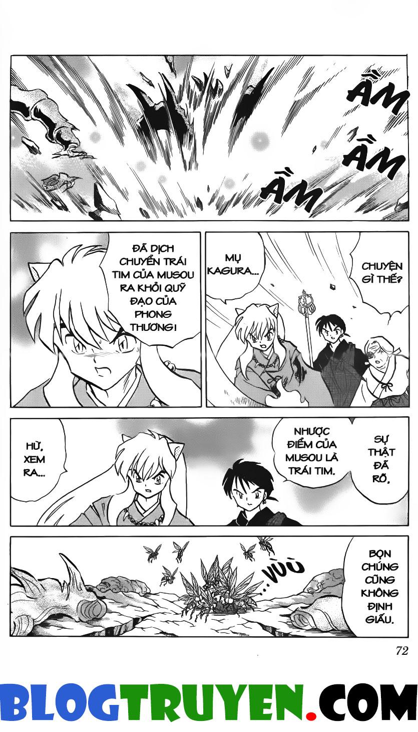 Inuyasha vol 22.4 trang 15