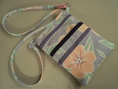 Crossbody bag by eSheep Designs
