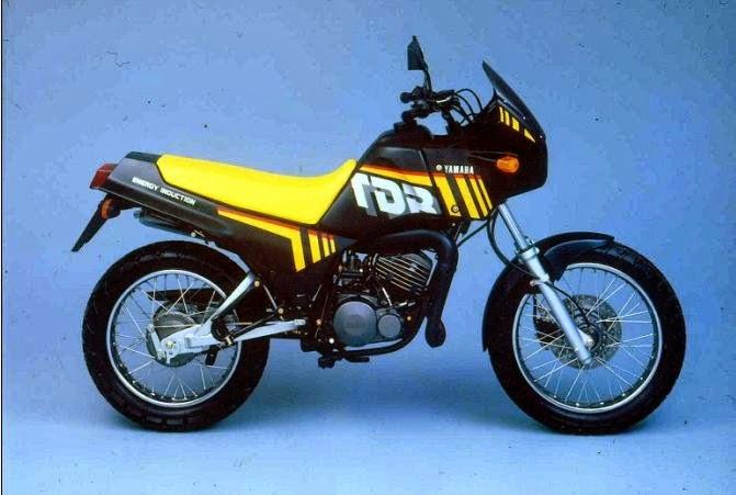 moto TDR180