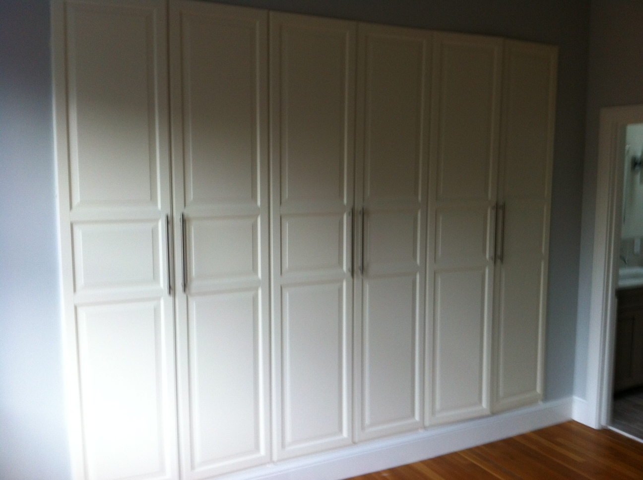Pax Built-Ins (The Tall Doors!)