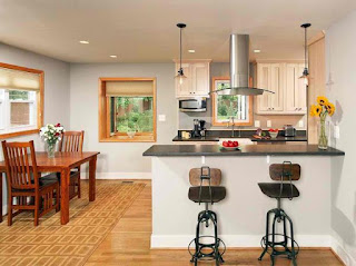 Interior Design Kitchen Classic for the latest Big Family