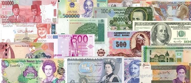 5 Negara yang Memiliki Mata Uang dengan Nilai Tukar Paling Tinggi di Dunia