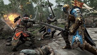 تحميل لعبة for honor 2018 كاملة لعبة القتال والاكشن من رابط مباشر