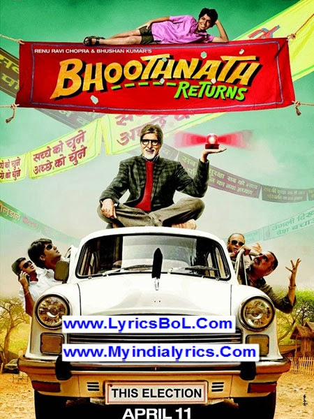 Sahib  Bhoothnath Returns Song