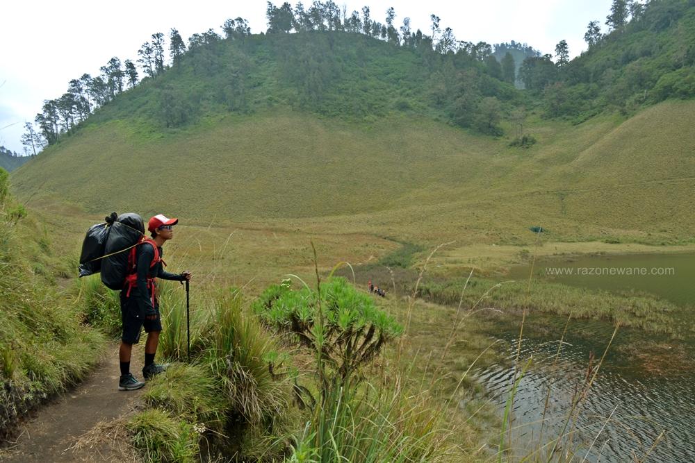 Perjalanan Antara Lampung Dan Mahameru Perjalananku