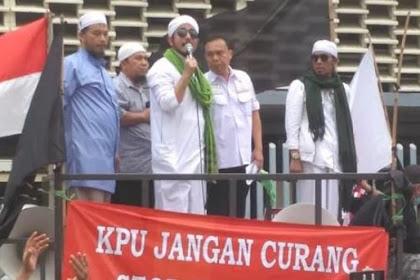Demo Bawaslu, Habib Hanif: Lam Buleun Puasa, Aksi Nyo Lage Prang Badar. Kon Makar!