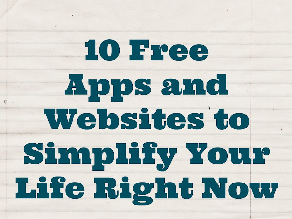 10 Best // Simplify Your Life Right Now