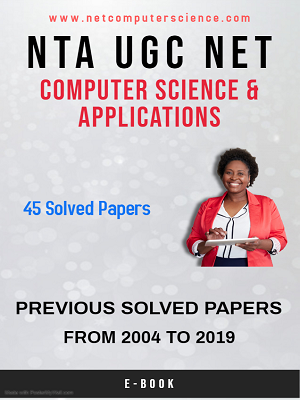 UGC NET CS E-BOOK