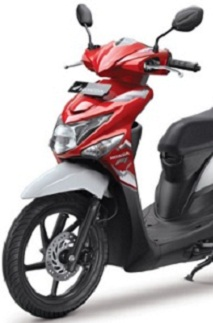 Honda All New Beat POP ESP 2014, beat 2014, beat pop, beat
