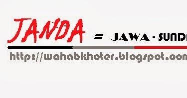 Kata Sama Arti Beda Bahasa Jawa Dan Bahasa Sunda Guru Pantura