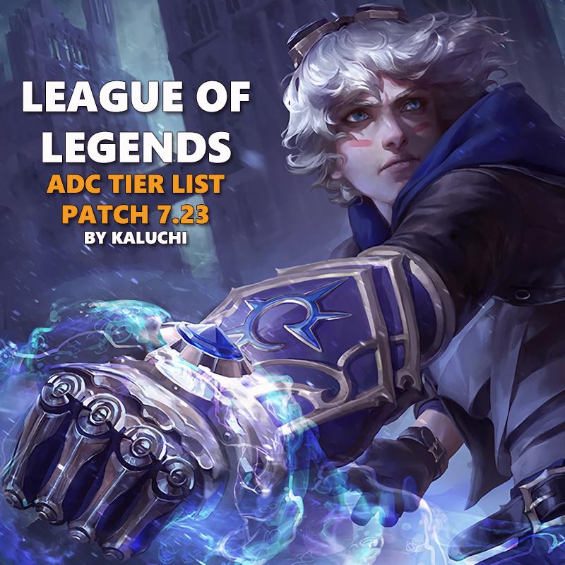 League Of Legends Patch 7.23