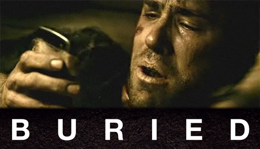 Buried (2010)  | Famous Celebrity Bible