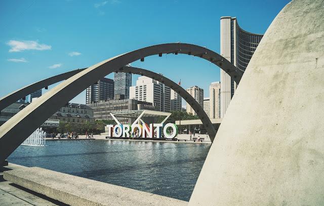 """""""Ciudad de Toronto"""""""