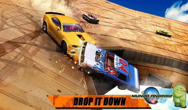 Jugabilidad de Whirlpool Car Derby 3D