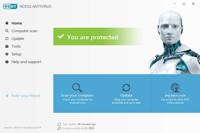 تحميل برنامج نود انتي فايروس 2019 Nod Antivirus للكمبيوتر والموبايل مجاناً