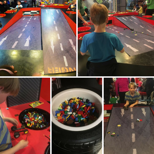 A Family Day Out at LEGOLAND Discovery Centre in Manchester
