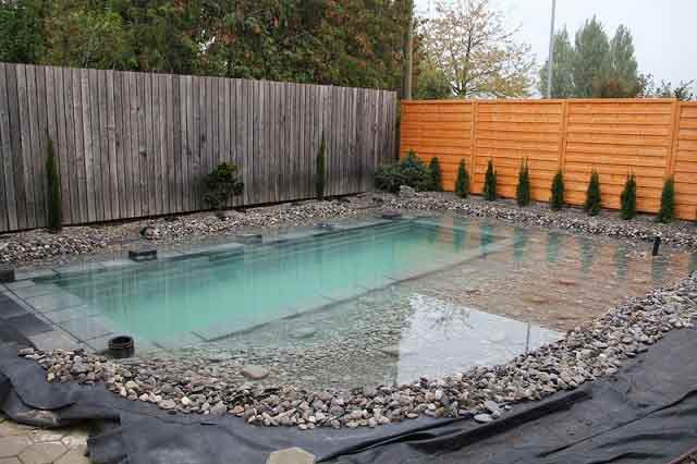 Best ways to build up your own natural swimming pools: Build ...