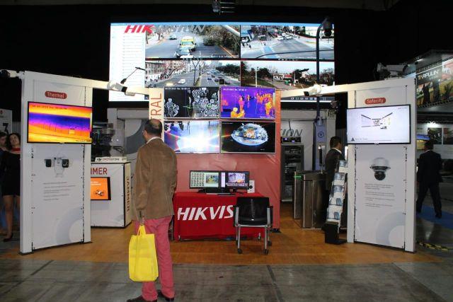 Hikvision participó en SeguridadExpo 2019