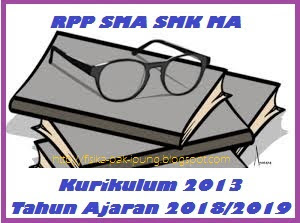 RPP PJOK Kelas X XI XII Kurikulum 2013 Revisi 2018 SMA/MA