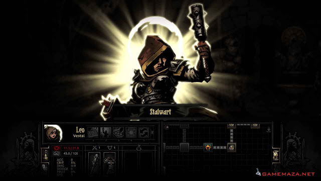 Darkest Dungeon Gameplay Screenshot 5