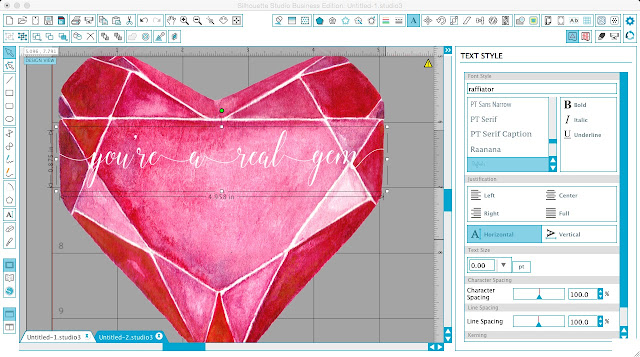 Silhouette Studio, Silhouette tutorial, Silhouette Cameo, print and cut, designing