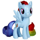 My Little Pony Cutie Mark Collection Rainbow Dash Brushable Pony