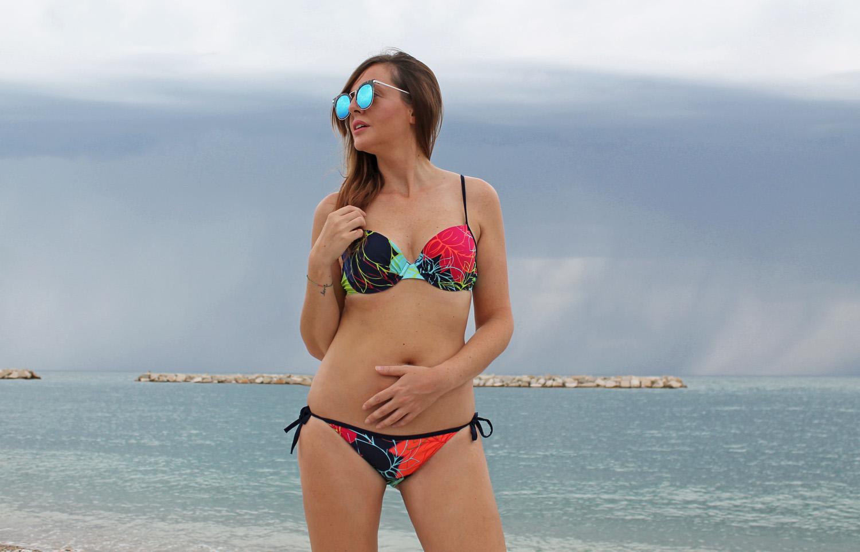 Lotus Costume bikini Decathlon fashion blog