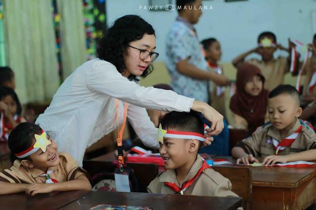 Foto koleksi pribadi educenter tentang Edukasi di mata negara