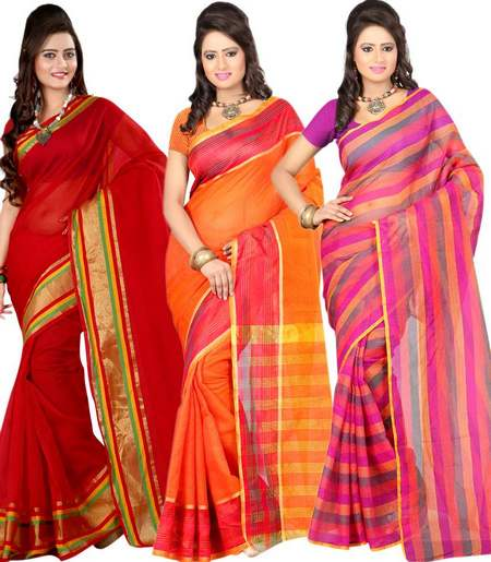 Beautiful chettinad saree
