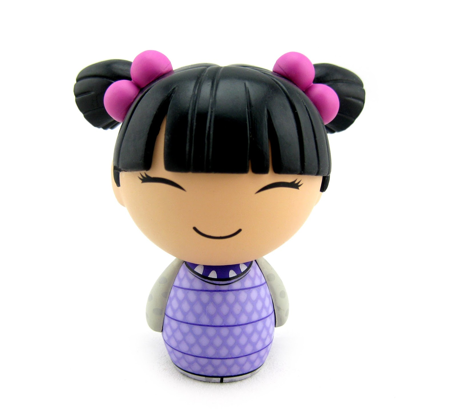 Uncategorized Monsters Inc Boo dan the pixar fan monsters inc boo in monster costume dorbz gamestop exclusive dorbz