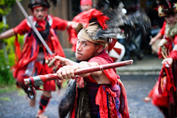 Tari Kabasaran, Tarian Perang Yang Menjadi Kesenian Rakyat Minahasa