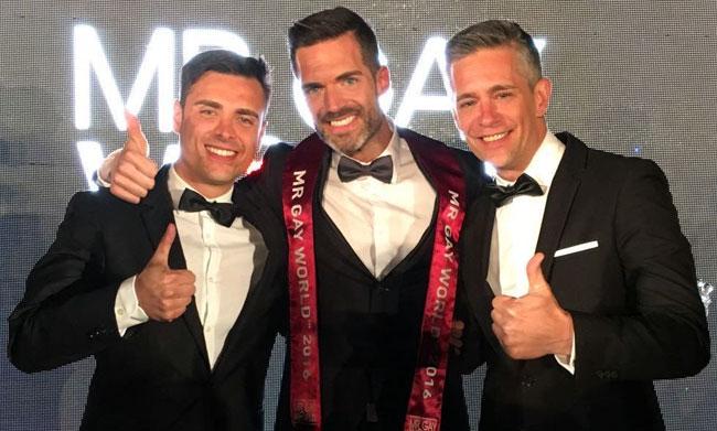 Roger gosalbez mr gay world 2016 - Costume da bagno in spagnolo ...