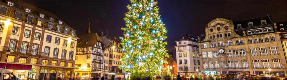 Découvrir le Marché de Noël de Strasbourg en vidéo!