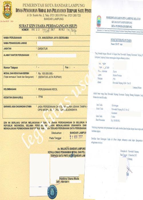 Syarat Membuat Surat Izin Usaha Perdagangan Siup Situ Tdp Ho Npwp Natinedjs