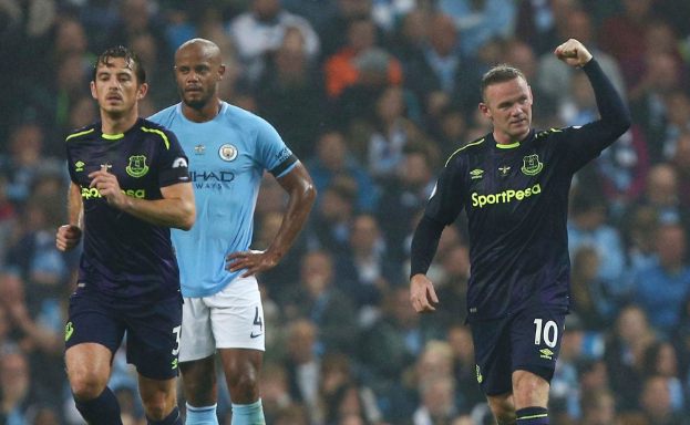 AGEN BOLA - Serba-serbi Gol Wayne Rooney Sepanjang Karier di Premier League