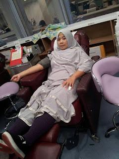 Peserta Donor Darah