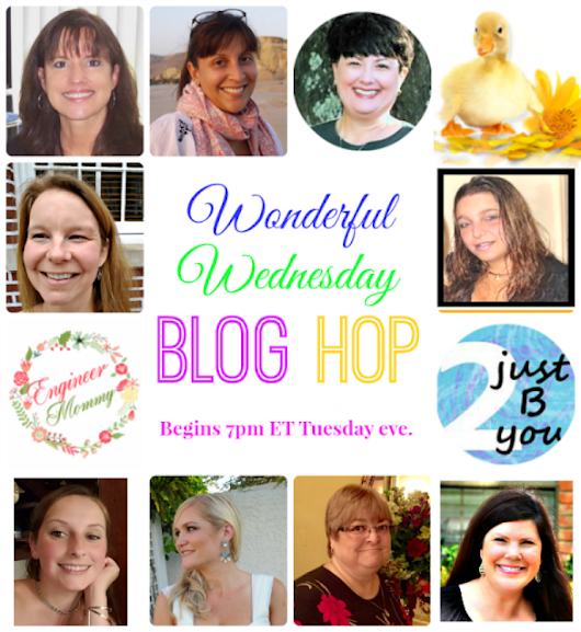 WONDERFUL WEDNESDAY BLOG HOP 197
