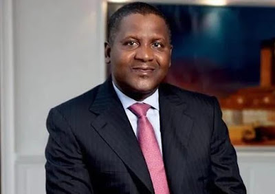 2 Families File N320m Suits Against Dangote Over Death In Accident