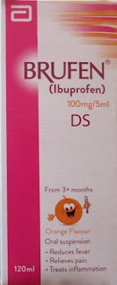 Brufen-DS 120ml Syrup