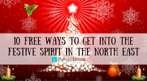 10 Free Ways to Get Into the Festive Spirit in the North East