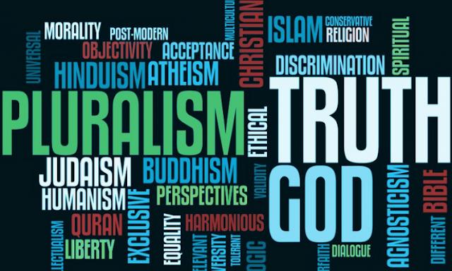 pluralisme dalam perspektif islam