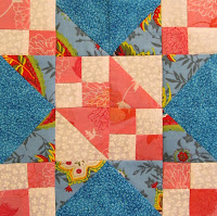 block of the month star pattern