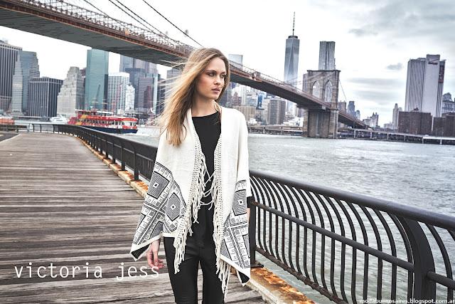 Moda otoño invierno 2016 Victoria Jess.