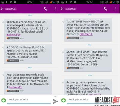Cara Mendapatkan Promo Menarik Telkomsel