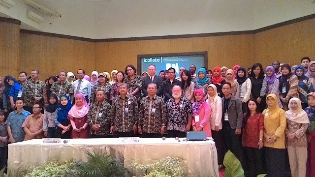 4 Dosen PBI UM Metro Menjadi Pembicara dalam the 1st International Conference on Linguistics and Language Teaching