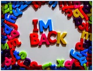 Geri Döndüm..!