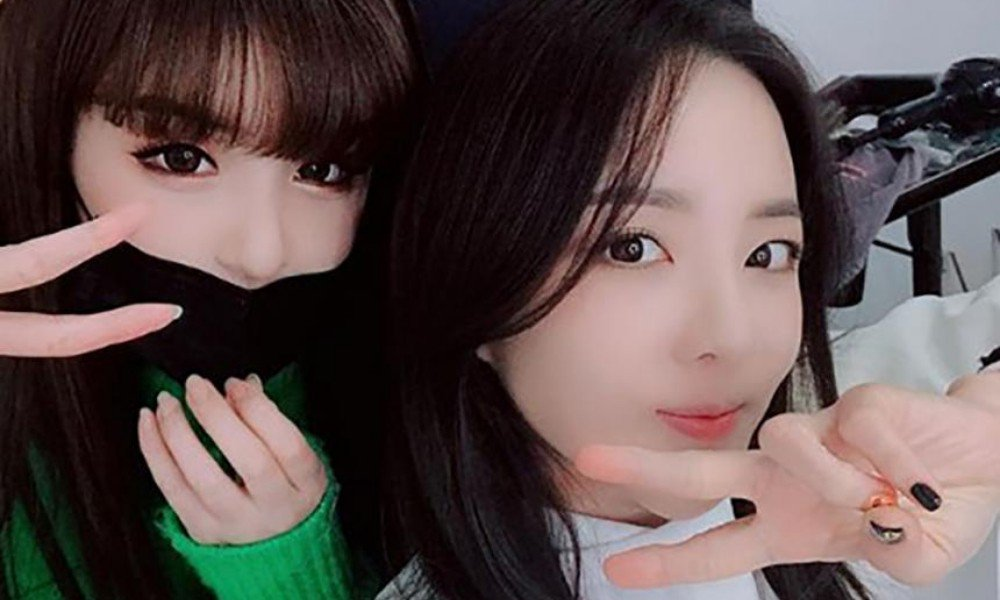 Park Bom Praises Dara For Being A Faithful Buddy « Korean