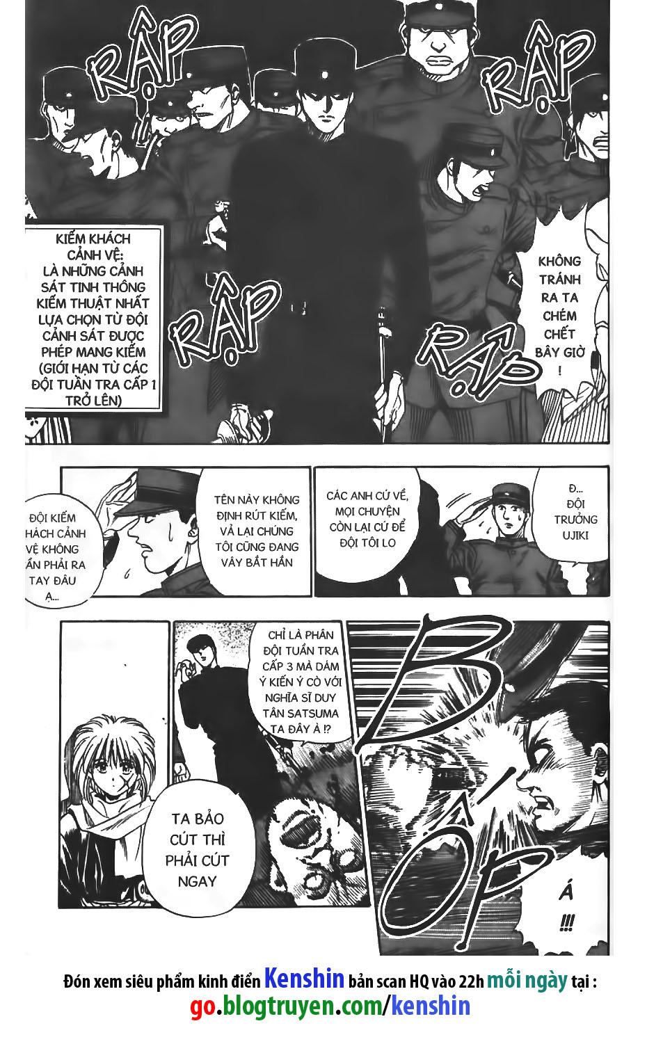 Rurouni Kenshin chap 2 trang 8