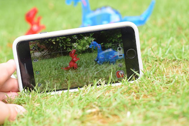 #Stikbot Dino stop motion video making